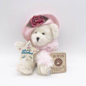 Boyds Bears 40 and Fabulous Birthday Head Bean Col